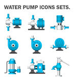 Water pump Royalty Free Stock Photo