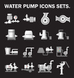 Water Pump Station Stock Image