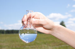 Water Purity Test Stock Photography