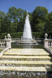Water Pyramid Stock Photo