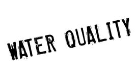Water Quality rubber stamp Royalty Free Stock Images