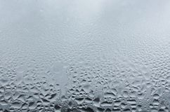 Water rain drops texture royalty free stock photos