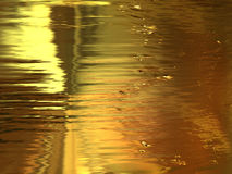 Water reflection background Stock Photography