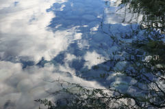 Water Reflection Royalty Free Stock Photo