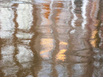 Water reflection Royalty Free Stock Photography