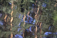 Water, Reflections, Mirroring Stock Image