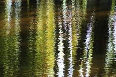 Water reflexion Royalty Free Stock Photo