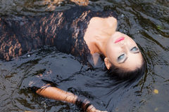 Water relax Royalty Free Stock Photos