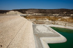 Water reservoir Royalty Free Stock Image