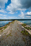 Water reservoir Rozkos Royalty Free Stock Images