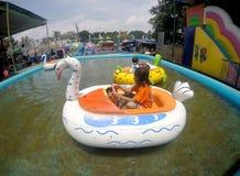 Water ride Royalty Free Stock Image