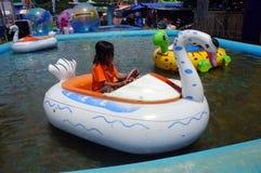 Water ride Royalty Free Stock Photos
