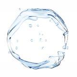 Water ring royalty free illustration