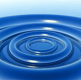 Water Rings Royalty Free Stock Photo