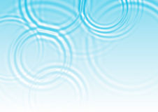 Water ripple background Royalty Free Stock Photos