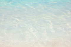 Water ripple background, Tropical clear beach. Vacation Stock Photos