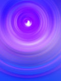 Water ripple graphic. Blue and purple water ripple graphic Stock Illustration