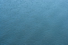 Water ripple top view texture Royalty Free Stock Photo