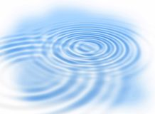 Water ripples abstract background. Abstract background with concentric water ripples stock illustration