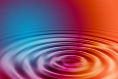 Water ripples background Royalty Free Stock Photo