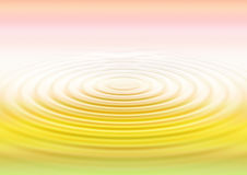 Water ripples - gradation Stock Photography