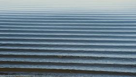Water ripples Stock Images
