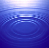 Water ripples Royalty Free Stock Photography