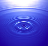 Water ripples Royalty Free Stock Images