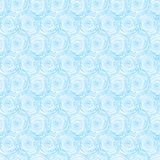 Water ripples seamless pattern Stock Photography