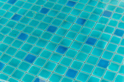 Water ripples of swimming pool Royalty Free Stock Photography