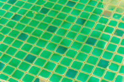 Water ripples of swimming pool Royalty Free Stock Photo