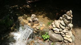 Water, Rock, Water Feature, Landscape royalty free stock photography