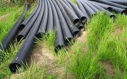 Water rubber tube Royalty Free Stock Images