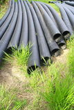 Water rubber tube Stock Photo