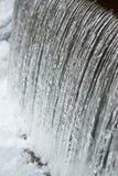 Water rushing Stock Photo