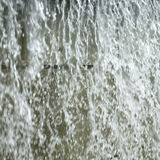 Water rushing down Royalty Free Stock Image