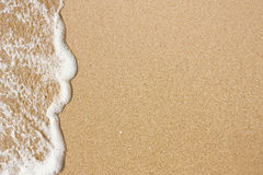 Water sand royalty free stock image