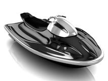 Water scooter. Stock Photography