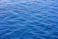 Water Sea Surface texture Royalty Free Stock Images