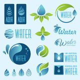 Water set1 Royalty Free Stock Photography