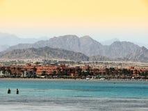Water in Sharm Stock Afbeeldingen