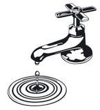 Water shortage Royalty Free Stock Image