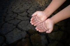 Water shortage drought. Stock Image