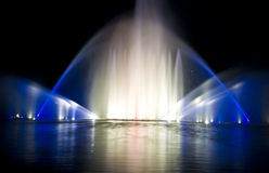 Water show Stock Photography