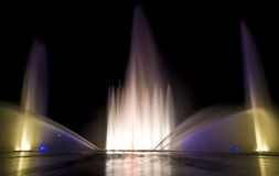Water show Royalty Free Stock Photo