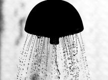 Water shower royalty free stock images