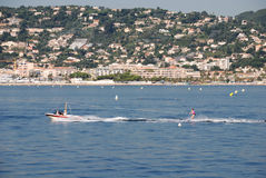 Water ski Stock Images