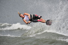 Water Ski Competition Stock Photo