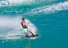 Water-skier Royalty Free Stock Image