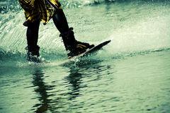 Water-skiing Stock Photos